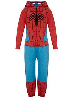Boys Spider-man Onesie