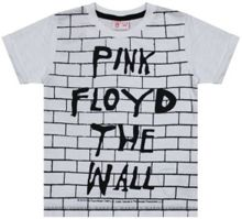 Amplified Kids Pink Floyd Off The Wall T-Shirt