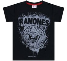 Amplified Kids Kids Ramones Logo T-shirt