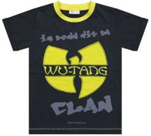 Amplified Kids Kids Wu-Tang Clan T-shirt