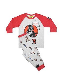 Boys Star Wars Darth Vader Pyjamas