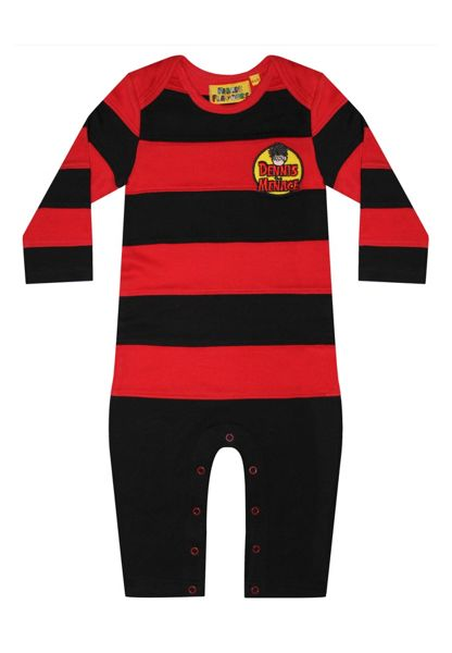 Fabric Flavours Kids Dennis The Menace Babygrow