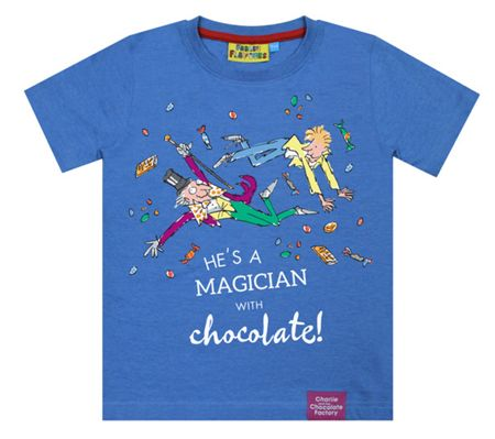 Fabric Flavours Kids Charlie T-shirt