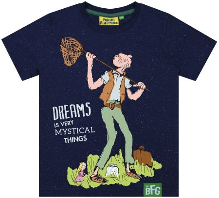 Fabric Flavours Kids BFG Dream T-Shirt