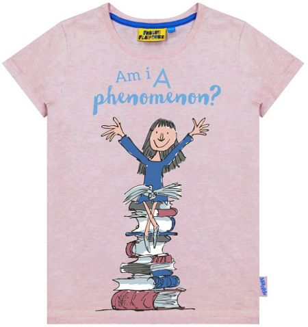 Fabric Flavours Kids Matilda T-shirt