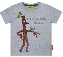 Fabric Flavours Kids Stick Man T-shirt