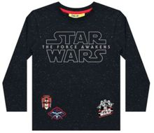 Fabric Flavours Kids Star Wars Reflective Print T-Shirt