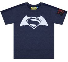 Fabric Flavours Kids Batman vs Superman T-Shirt