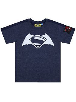 Kids Batman vs Superman T-Shirt