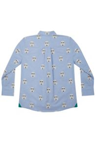 Fabric Flavours Kids Star Wars Stormtrooper Button Shirt