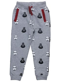 Boys Darth & Stormtrooper Sweatpants