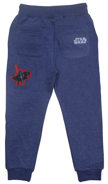 Fabric Flavours Boys Star Wars Denim Sweatpants