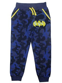 Boys Batman Camo Denim Sweatpants