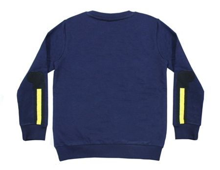 Fabric Flavours Kids Minion Stuart Sweatshirt