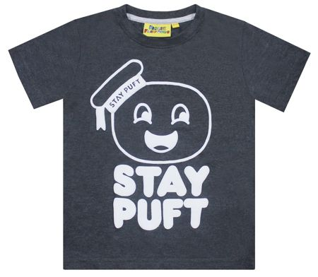 Fabric Flavours Kids Ghostbusters Stay Puft T-shirt