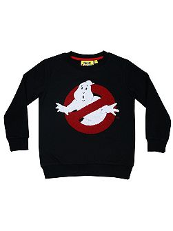 Kids Ghostbusters Logo Sweatshirt