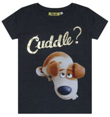 Fabric Flavours Kids Max Cuddle T-shirt