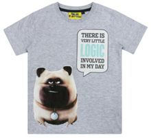 Fabric Flavours Kids Mel Speech T-shirt