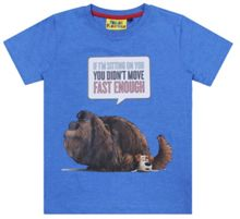 Fabric Flavours Kids Duke Speech Bubble T-shirt