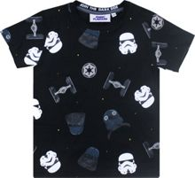 Fabric Flavours Kids Star Wars Empire T-Shirt
