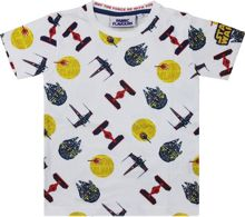 Fabric Flavours Kids Star Wars Transporter T-Shirt