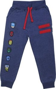 Fabric Flavours Kids Marvel Badge Sweatpants