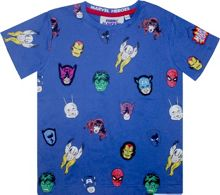 Fabric Flavours Kids Marvel Hero Print T-Shirt