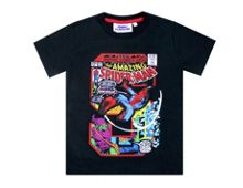 Fabric Flavours Kids Spider-Man S Applique T-Shirt