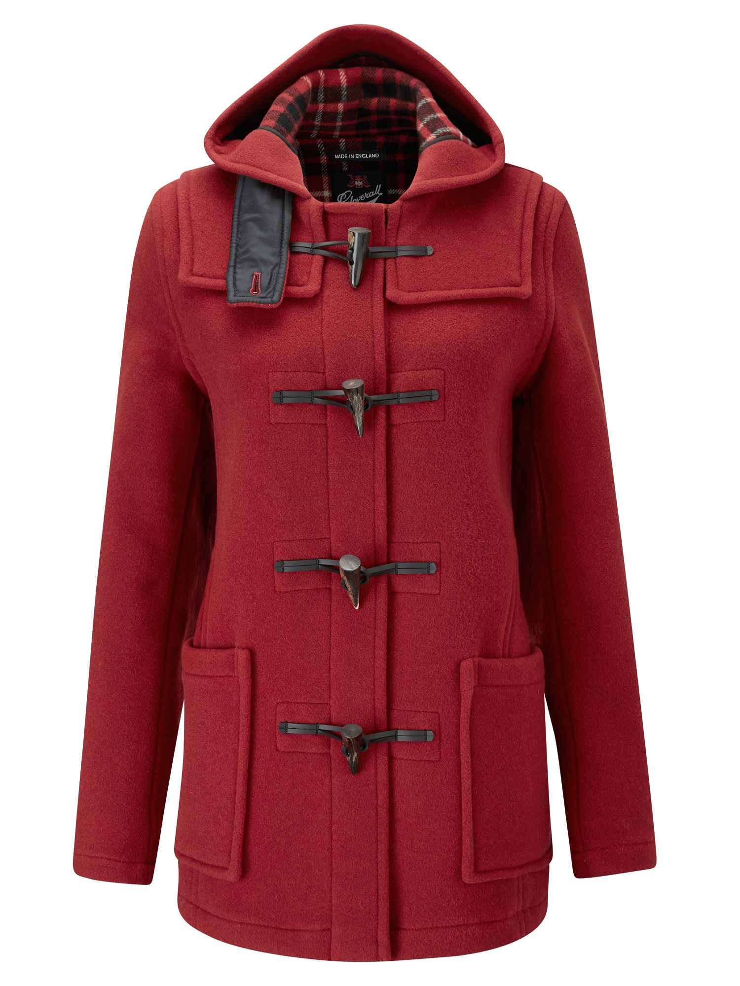 Buy cheap Red duffle coat - compare products prices for best UK deals