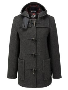 Gloverall Mid Length Slim Duffle Coat