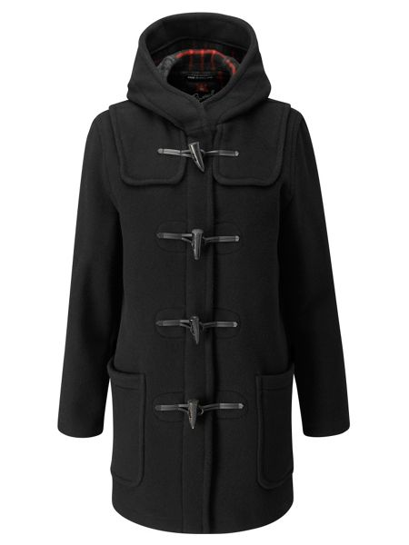 Gloverall Mid Length Original Fit Duffle Coat