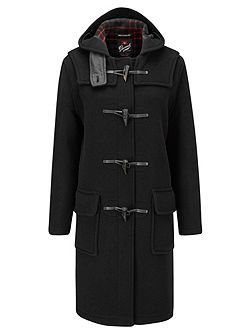 Long Original Fit Duffle Coat
