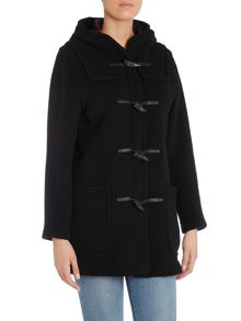 Mid Length Original Fit Duffle Coat