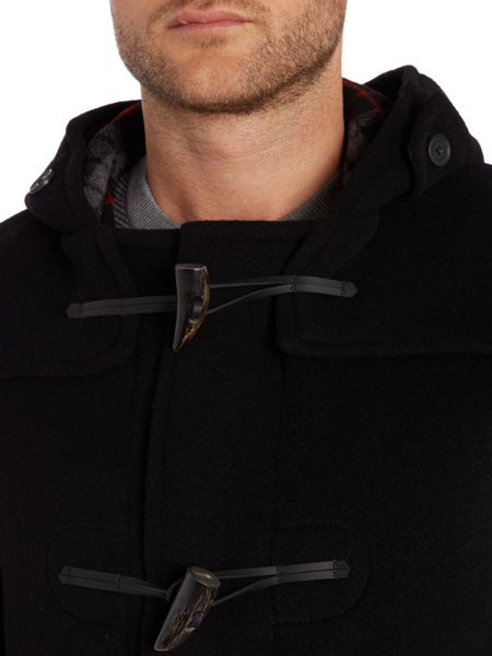 Gloverall Mid Length Duffle Jacket
