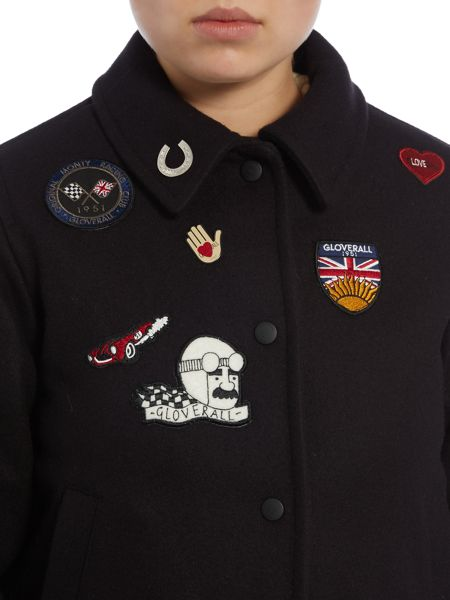 Gloverall Badged Team Jacket