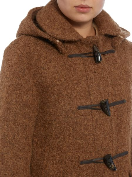 Gloverall Mid Duffle Coat