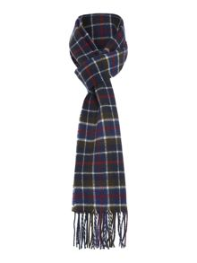 Gloverall Racing Check Scarf