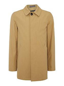 Classic buggy lined car coat