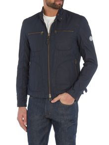 Gloverall Zipped moto biker jacket