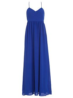 Chiffon Maxi Dress