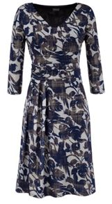 Made in Britain midi dress