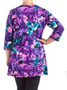 Grace Plus Size embellished tunic
