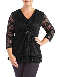 Grace Lace Tunic