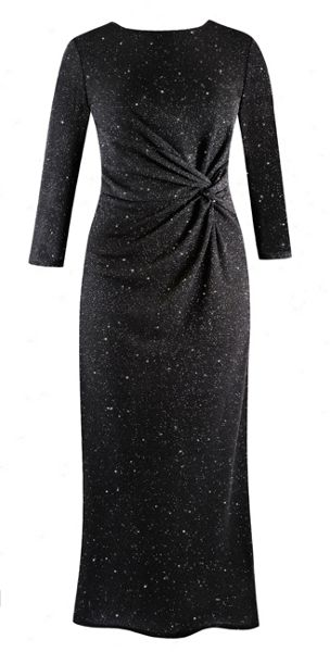 Grace Made In Britain Glitter Maxi