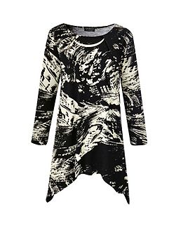 Made In Britain Print Tunic
