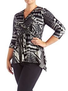 Grace Plus Size Made In Britain Tunic