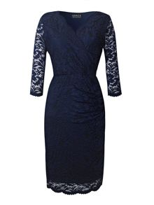 Grace Made in Britain lace dress