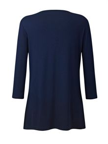 Grace Made In Britain Lace Panel Tunic