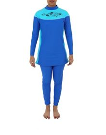 Shorso UK Three piece modest swimsuit burkini
