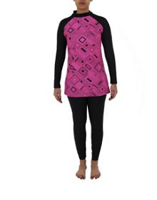 Shorso UK Modest swimsuit burkini